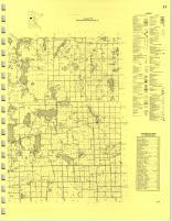 Map Image 043, Becker County 1975